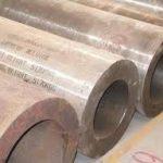 tubes en acier rond
